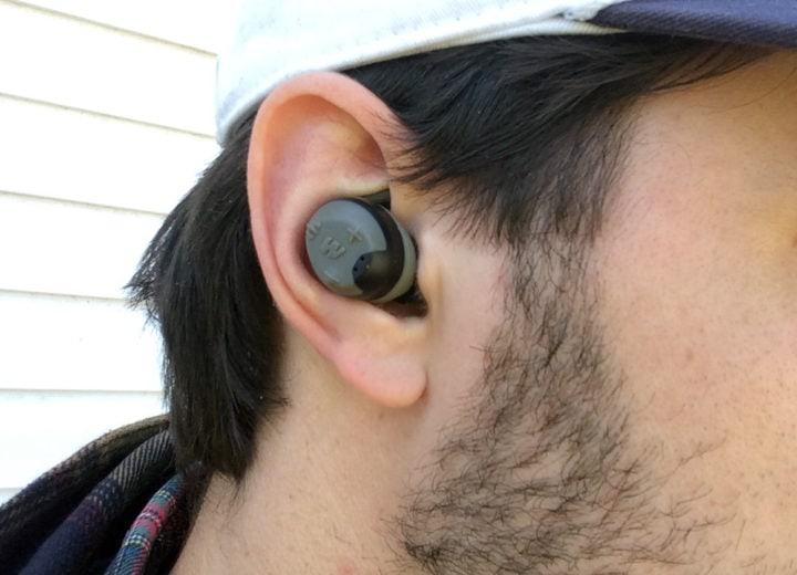 shooting ear plugs electronic