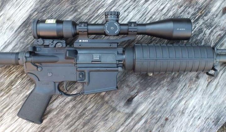 long range 223 scope