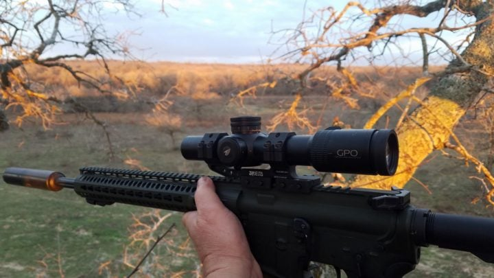 best scope for 223