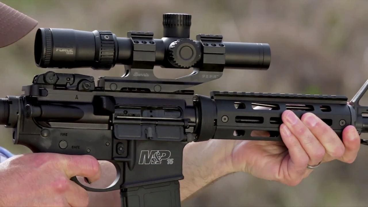best shooting scope for ruger precision rifle