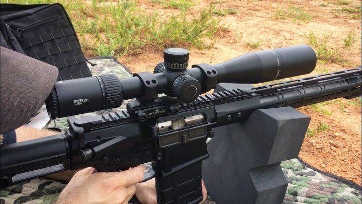 vortex rifle scope reviews