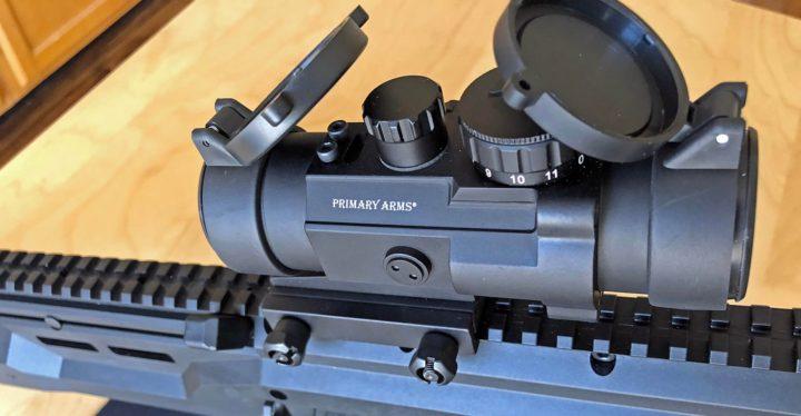 223 rifle scope