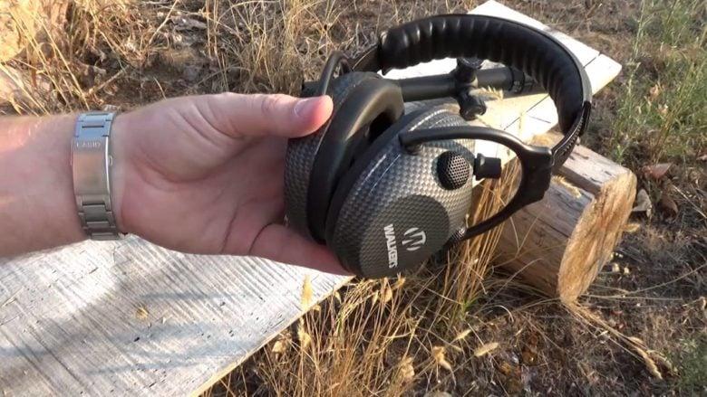 best electronic ear muffs