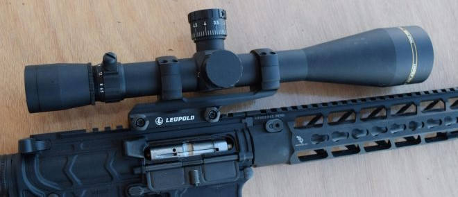leupold first focal plane scopes
