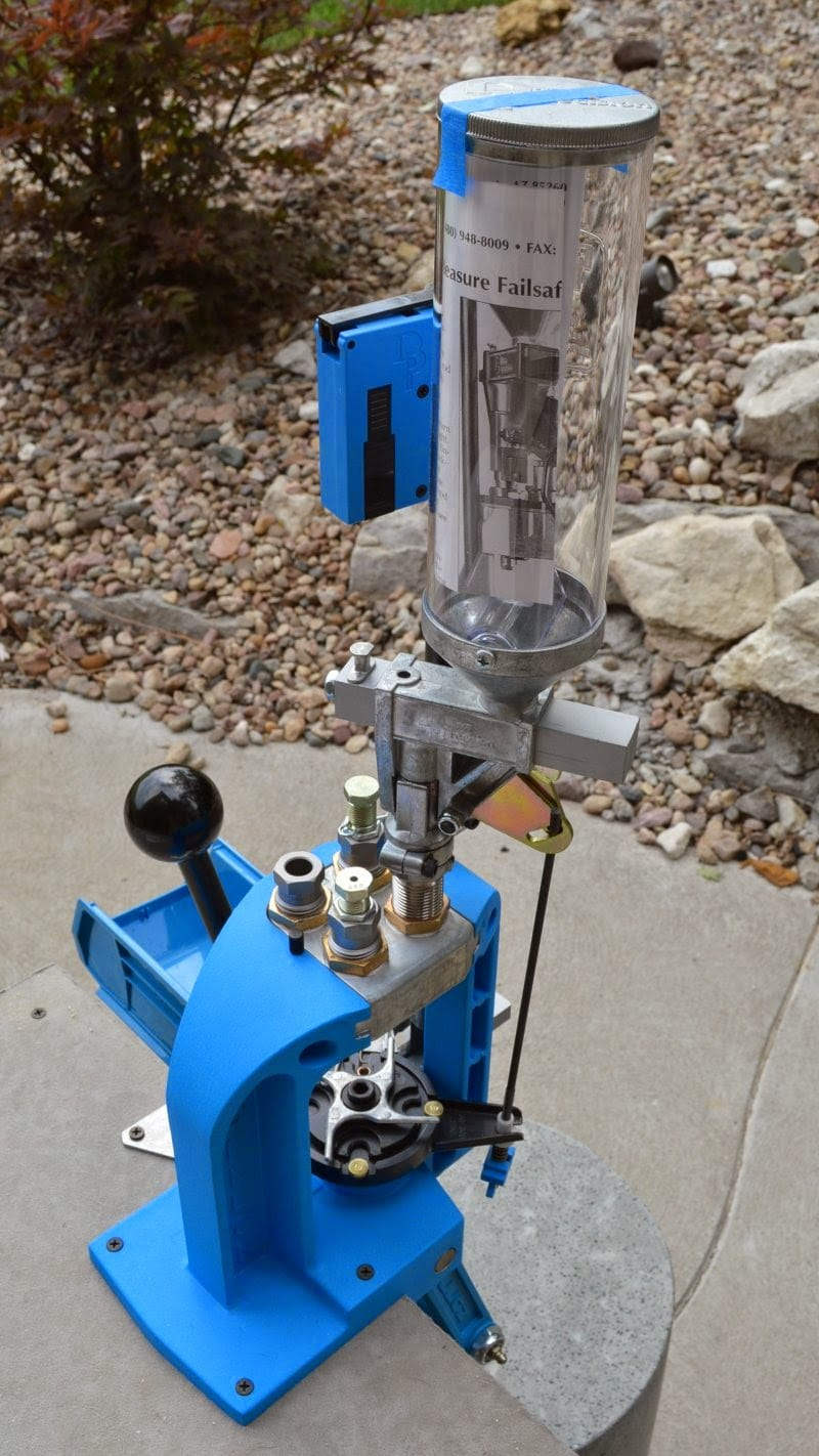 Dillon Precision reloading press