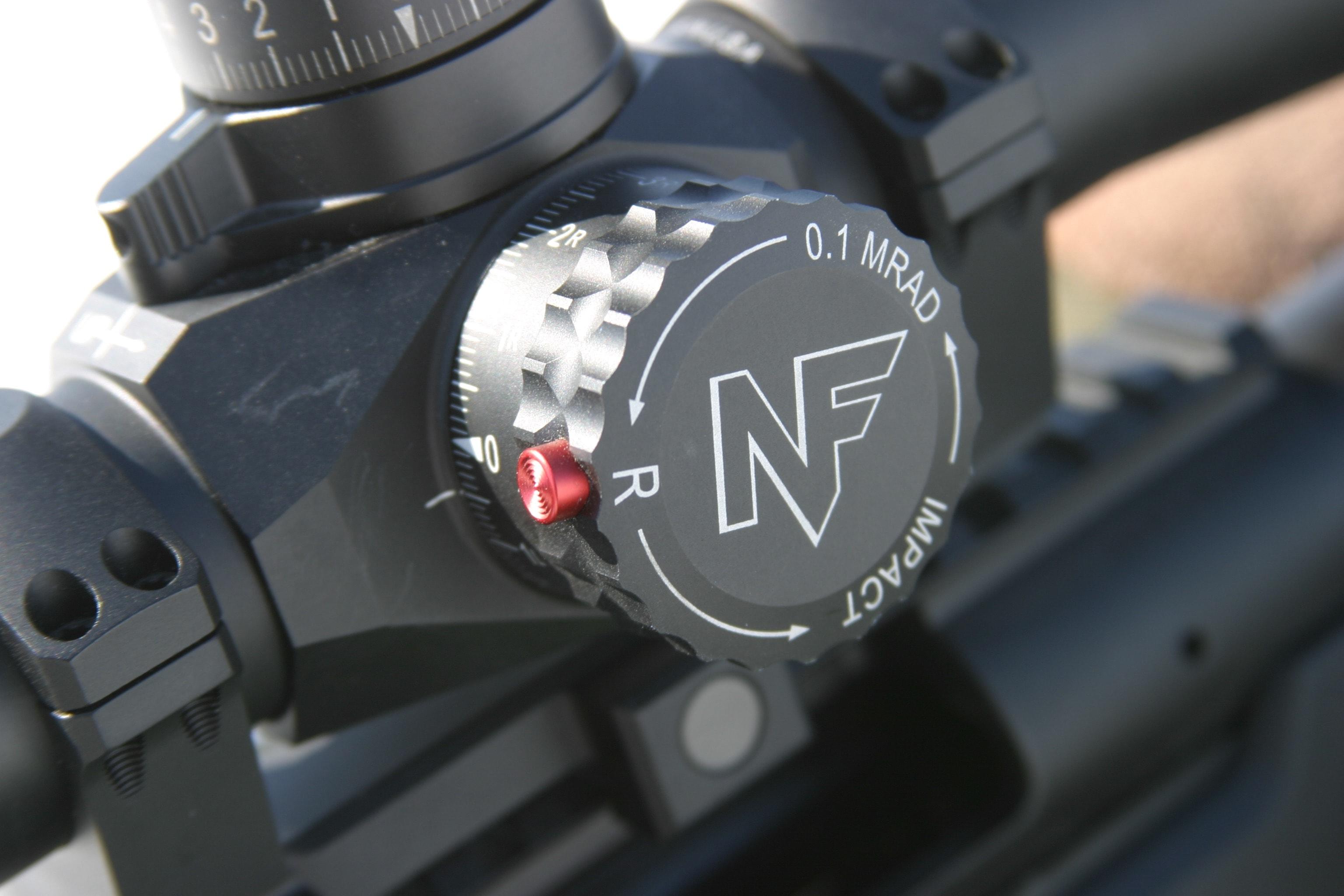 Nightforce Beast rifleshooting