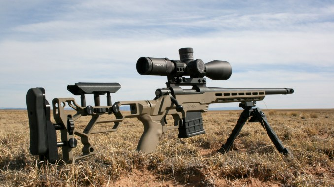 ruger precision rifle scopes