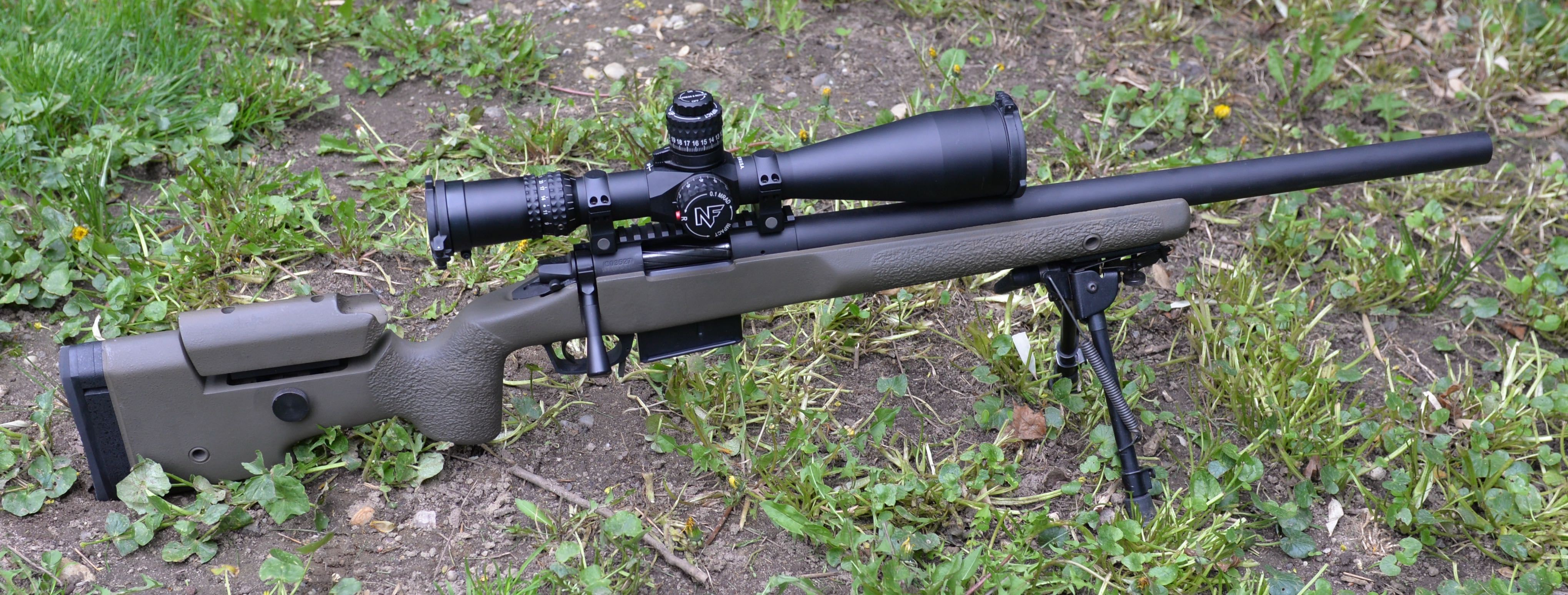 best scope for ruger precision rifle for money