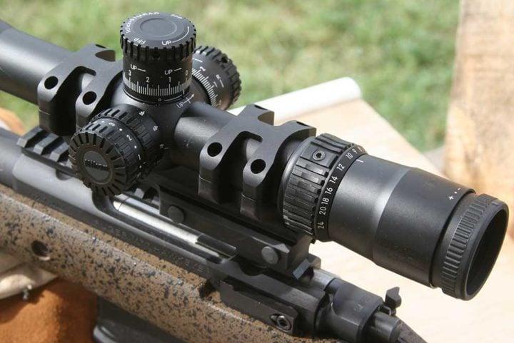 scope adjustment knobs