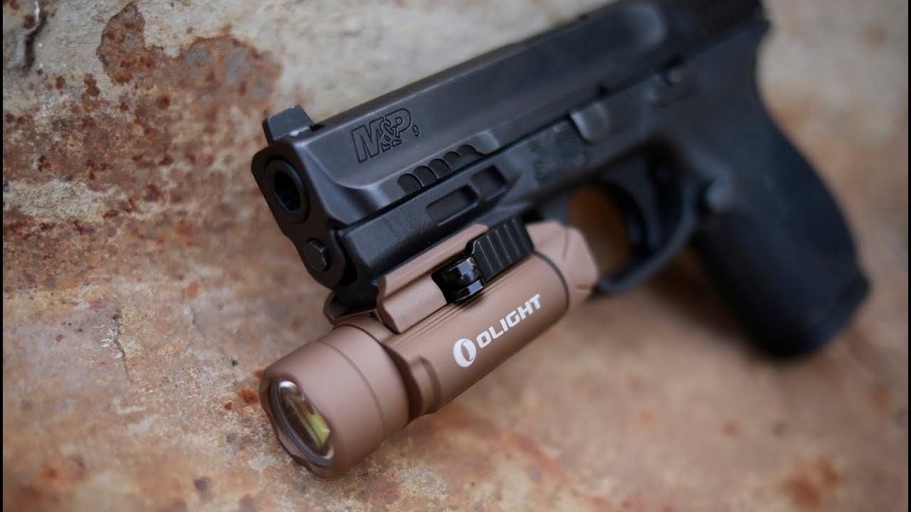 best handgun laser