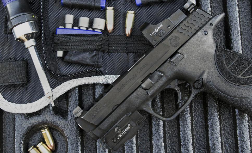 best pistol laser
