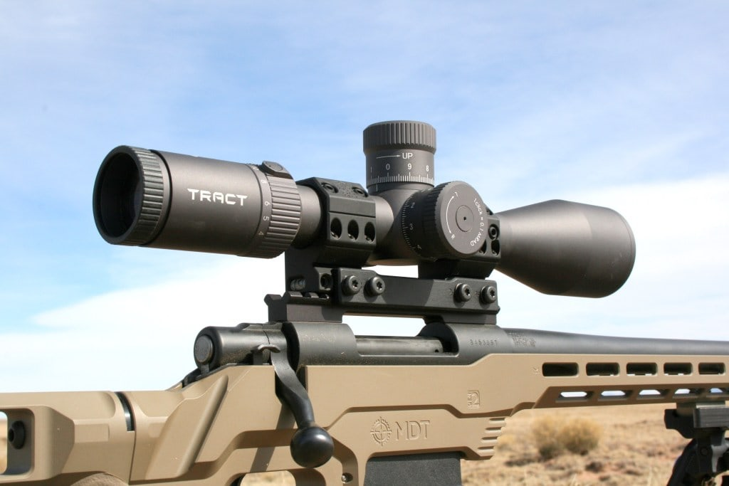 best hunting scope for ruger precision rifle