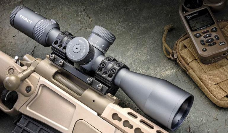 budget scope for ruger precision rifle