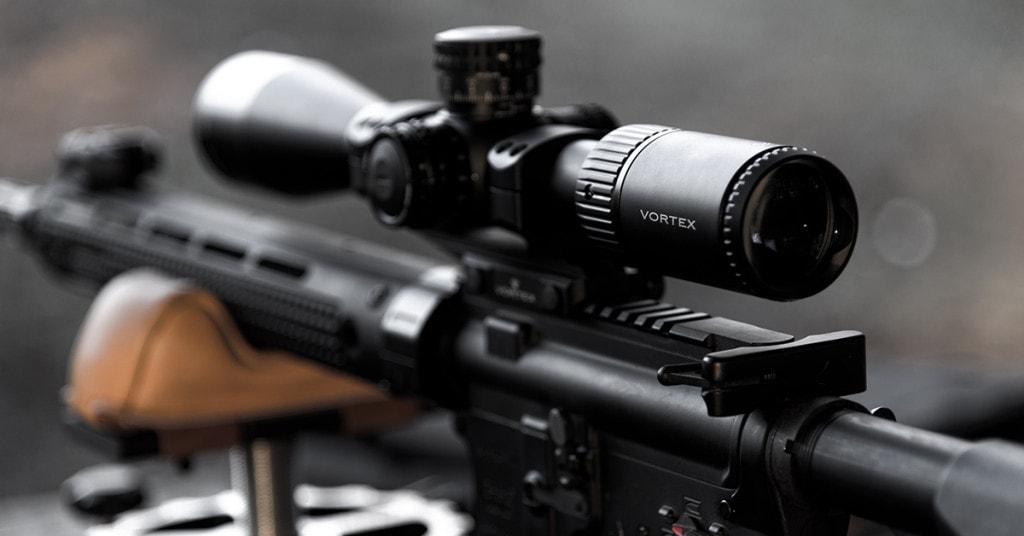 ffp rifle scopes
