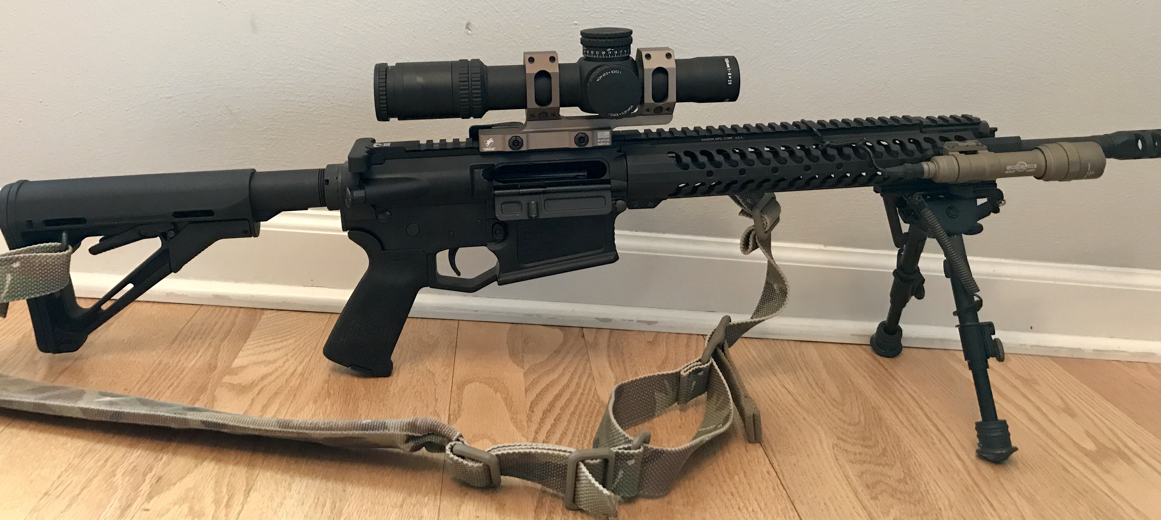Trijicon best ffp scope