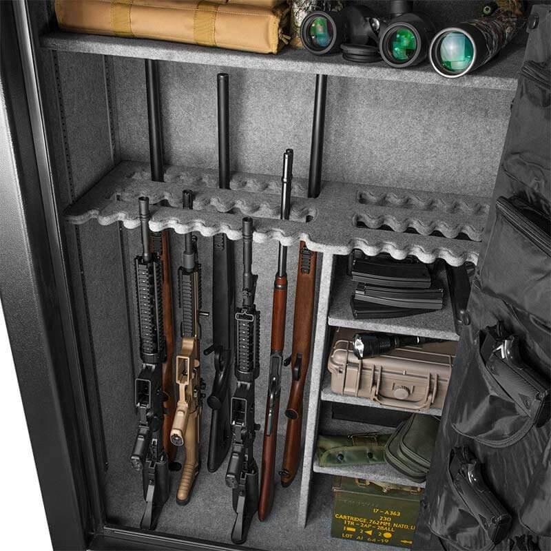 hand gun cabinet