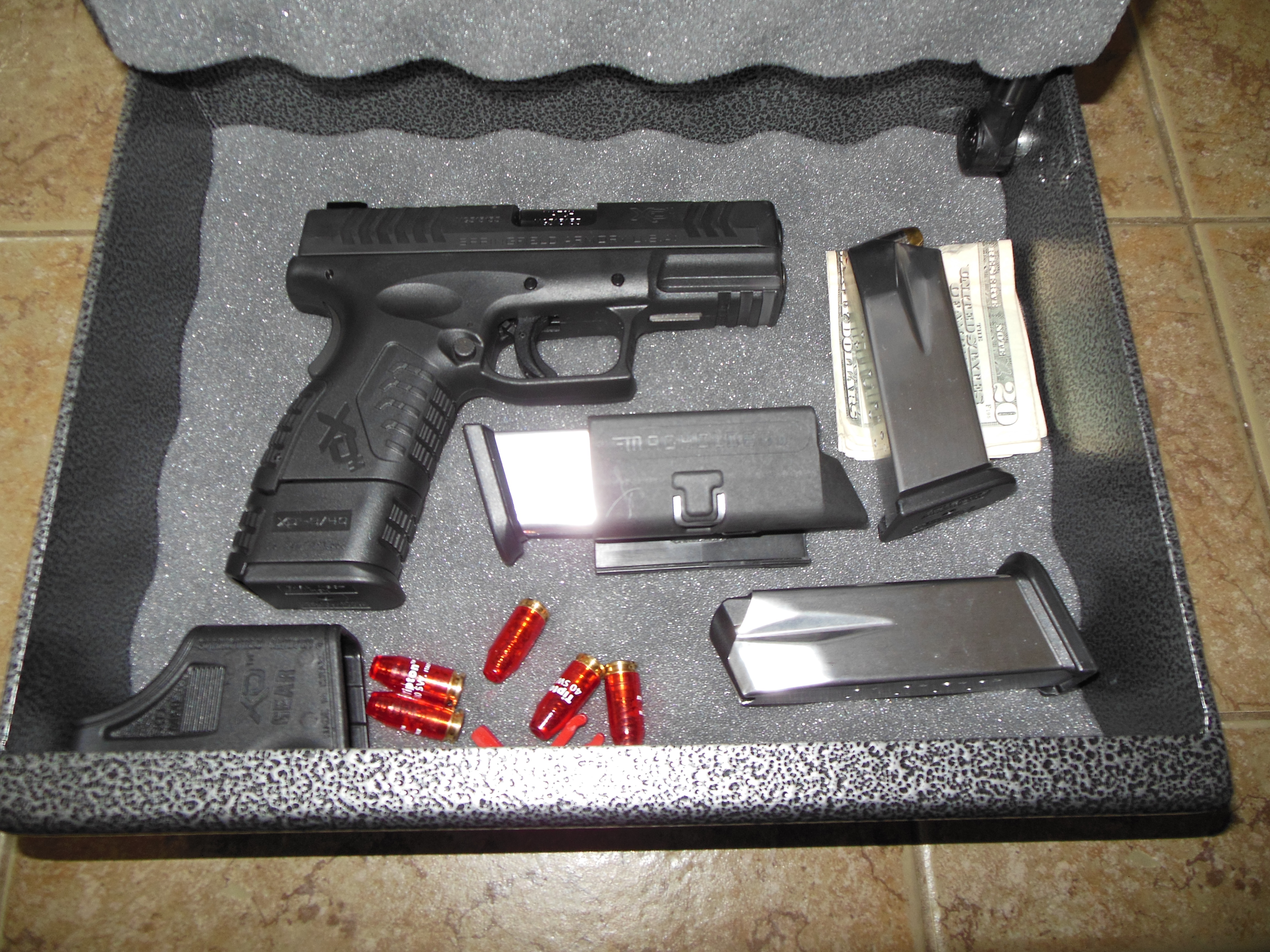 best pistol gun safe