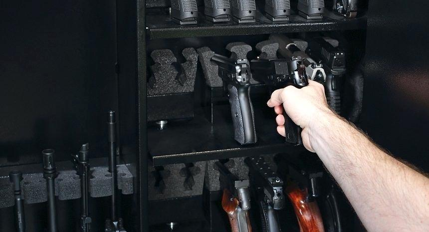 good gun cabinet