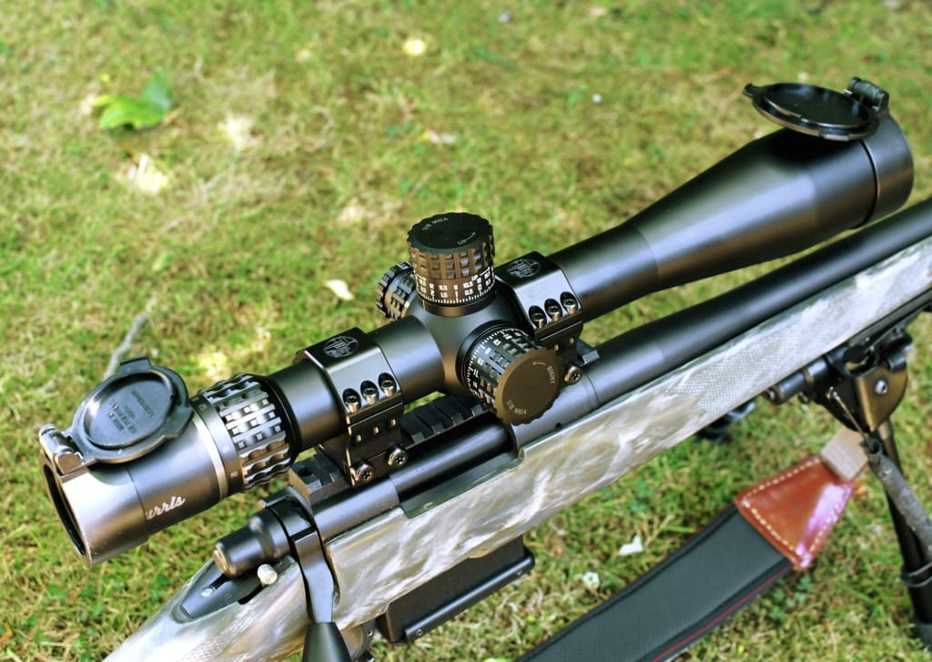 scope for ruger precision rifle