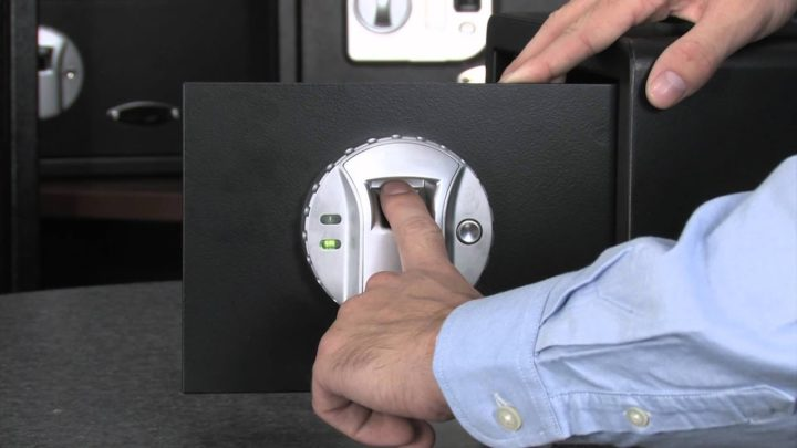 best handgun safe quick access