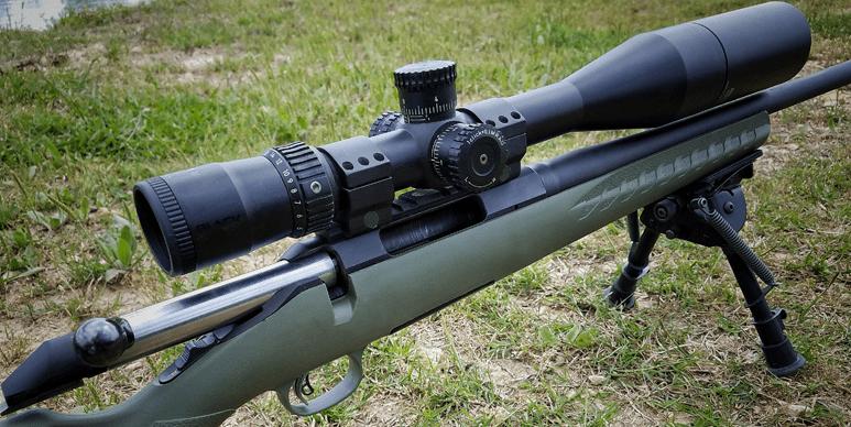 best scope for rugger precision Nikkon black