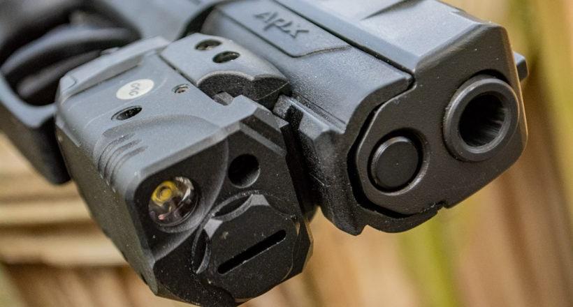 pistol laser sight