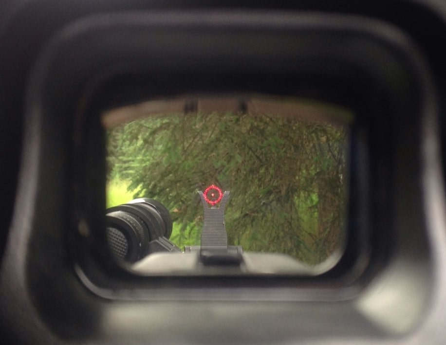 shotgun red dot sight