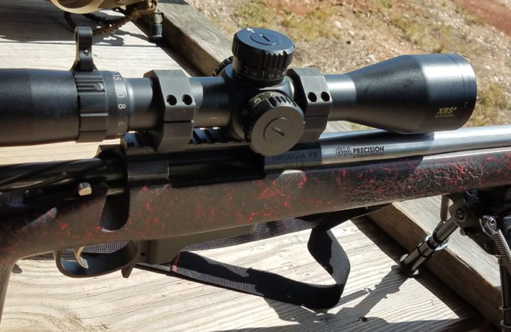 most expensive rifle scope