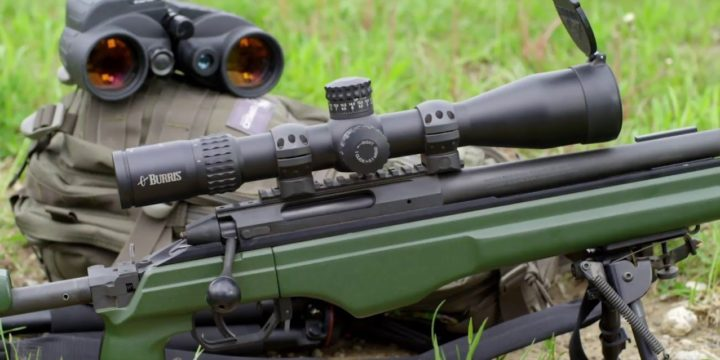 high end rifle scopes