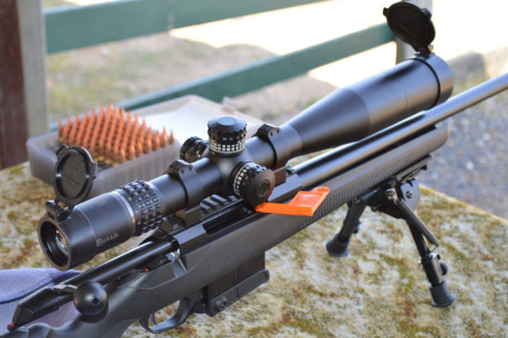 high end rifle scopes