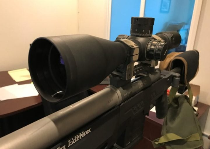 cheap sniper scopes