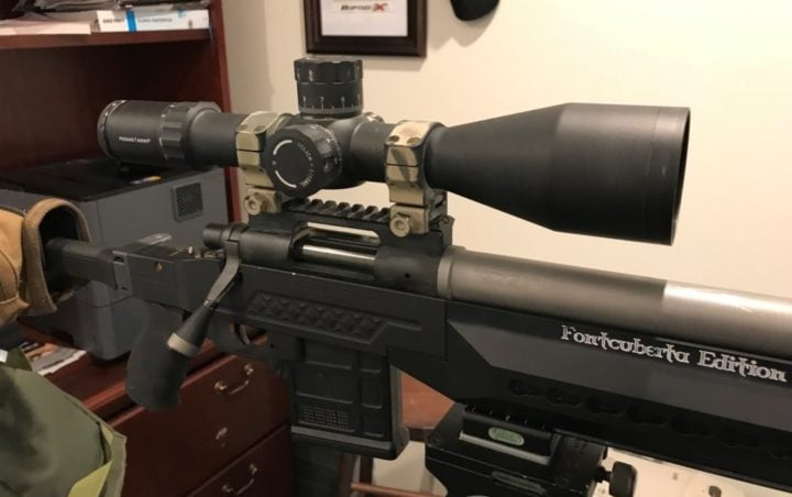 leupold sniper scopes