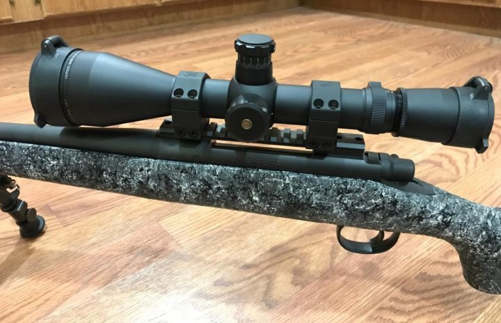 best scope for 308 sniper