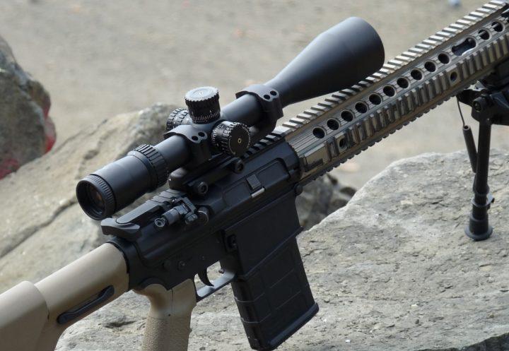 high power rifle scopes