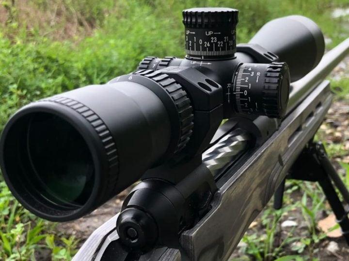 high power scope