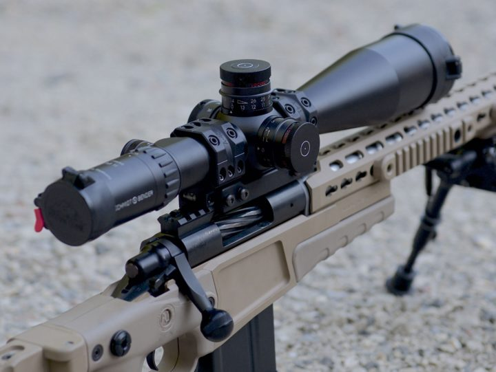 best sniper rifle scope