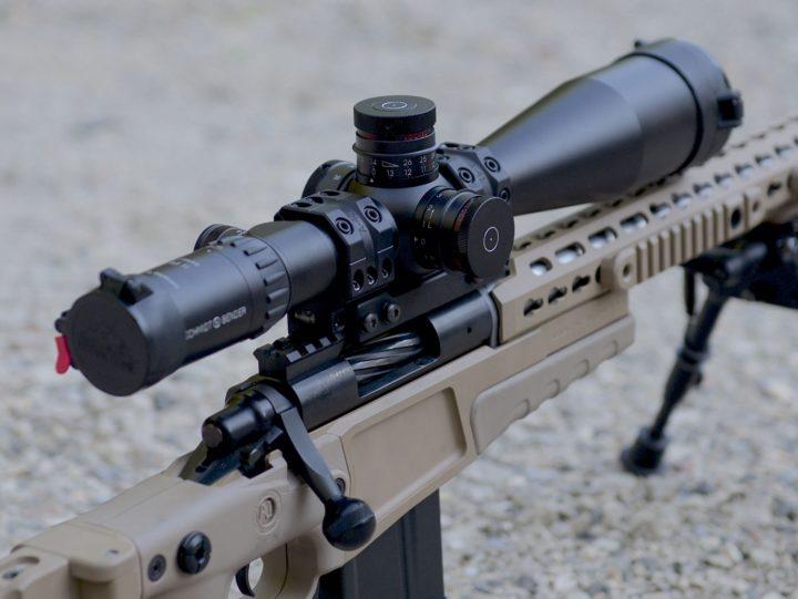best sniper rifle scope