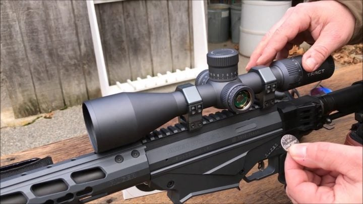 sniper rifle scopes