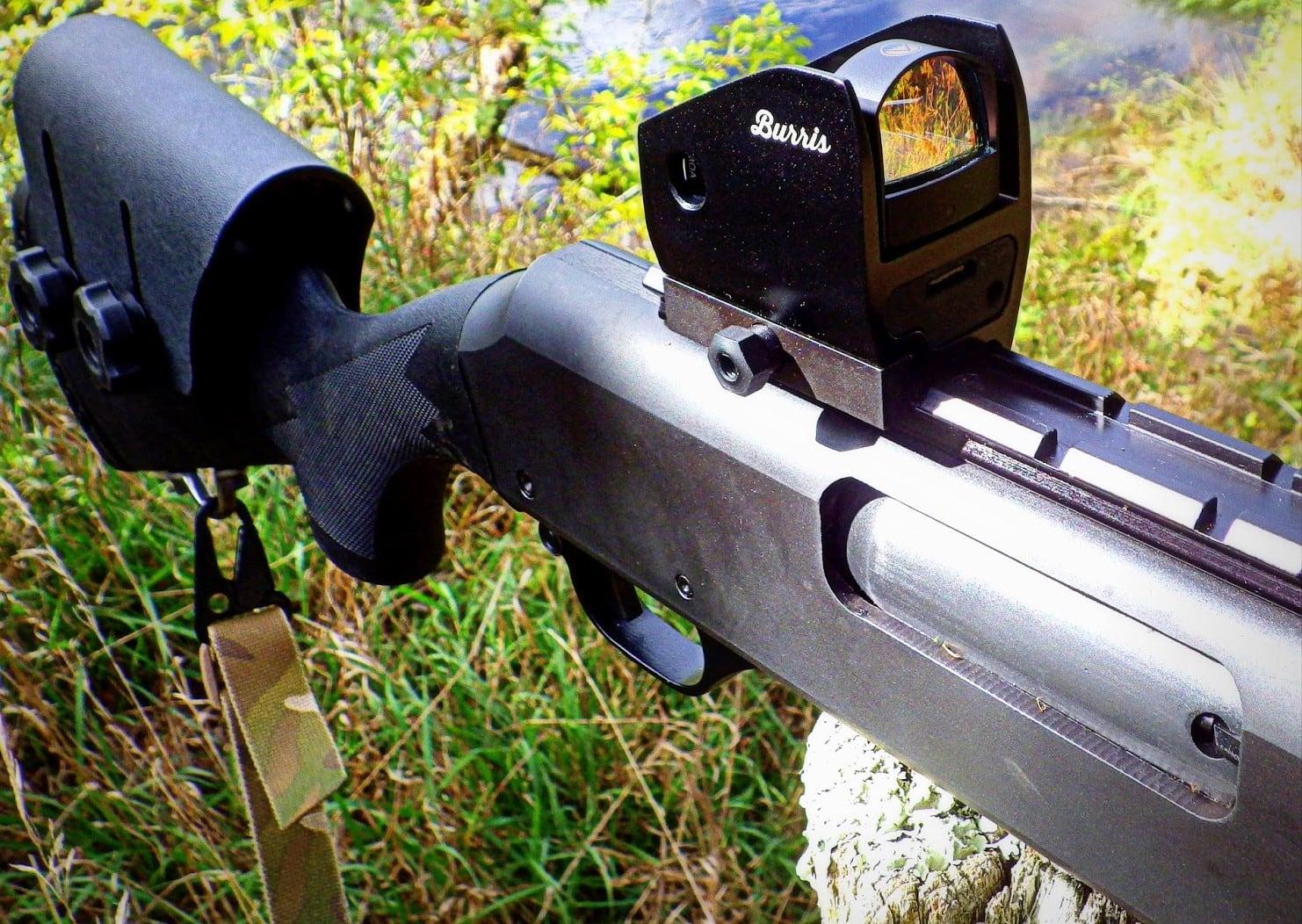 tactical shotgun optics