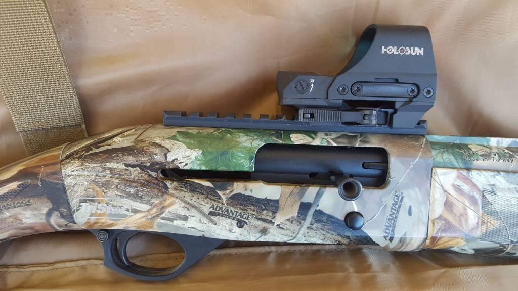 shotgun optics
