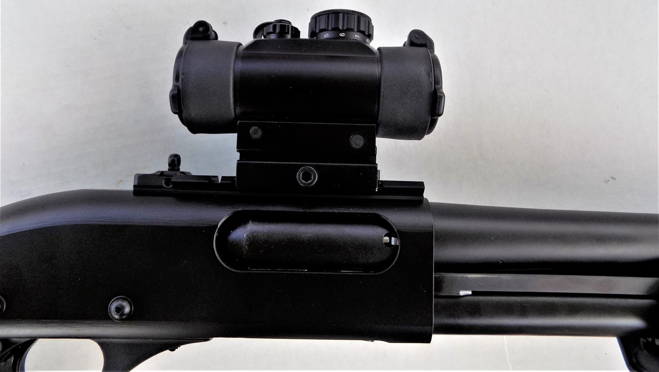 best red dot sight for shotgun