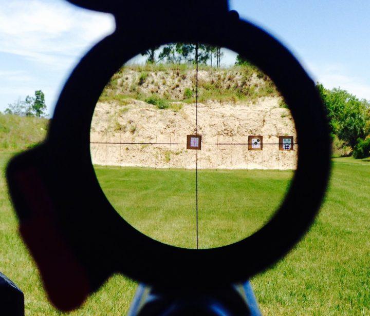 tactical rifle optics
