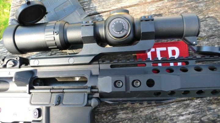 Primary Arms SLX 1-6x24mm