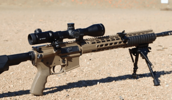 ar 15 range