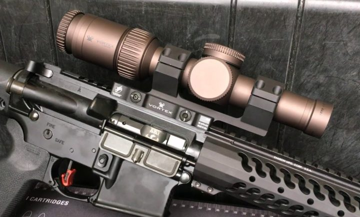 best tactical scope
