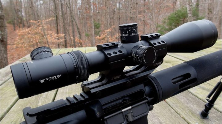 best tactical scopes