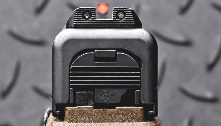glock combat sights