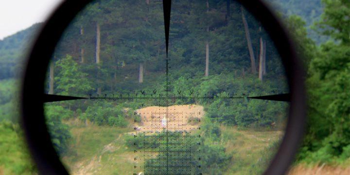 sighting in ar15
