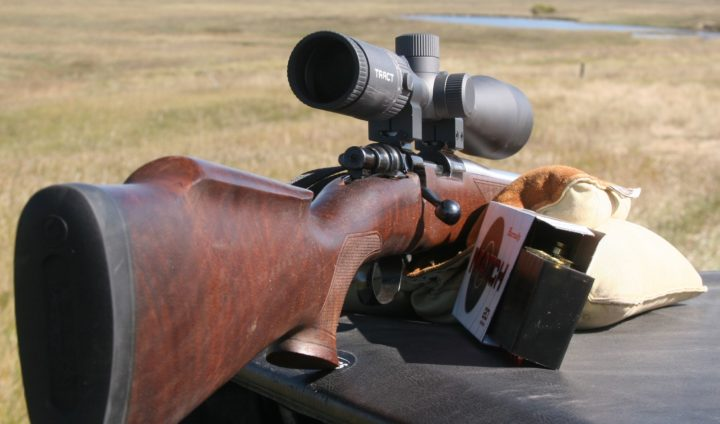 rifle scope basics
