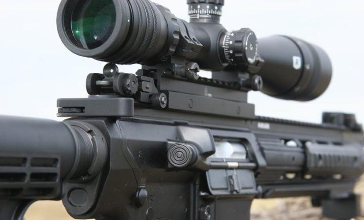 ar 15 iron sights set